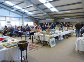 How to sell antiques at an auction house such as Taylors Auction Rooms, Montrose